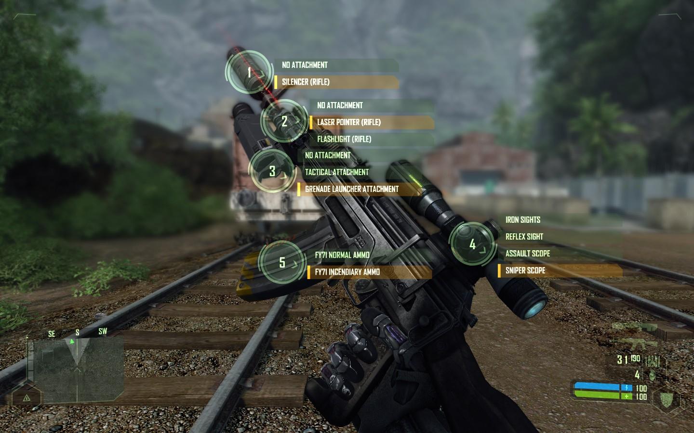 Crysis 2 звуковая схема для windows